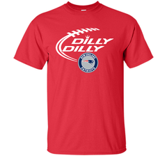 DILLY DILLY  New England Patriots shirt Custom Ultra Cotton Tshirt - PresentTees