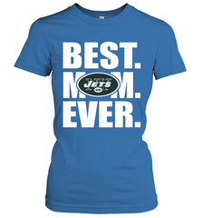 Best New York Jets Mom Ever NFL Team Mother's Day Gift Women's T-Shirt Women's T-Shirt - PresentTees