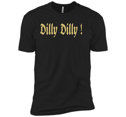 Dilly Dilly Golden Dilly T Shirt Black / Small Next Level Premium Short Sleeve Tee - PresentTees