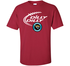 DILLY DILLY Jacksonville Jaguars shirt Custom Ultra Cotton Tshirt - PresentTees