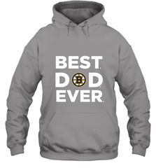 size 40 5c524 f3789 Best Boston Bruins Dad Ever Hockey NHL Fathers Day GIft For Daddy Hooded  Sweatshirt