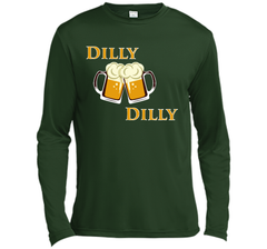 Dilly Dilly Let Make Friends T Shirt LS Moisture Absorbing Shirt - PresentTees