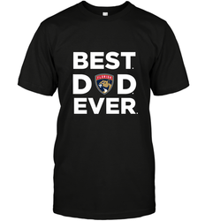 Best Los Angeles Kings Dad Ever Hockey NHL Fathers Day GIft For Daddy (2) Men's T-Shirt