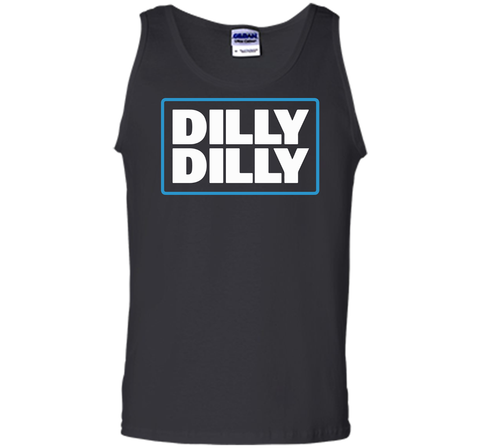 Bud Light Official Dilly Dilly Black / Small Tank Top - PresentTees