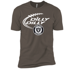 DILLY DILLY Oakland Raiders shirt Next Level Premium Short Sleeve Tee - PresentTees