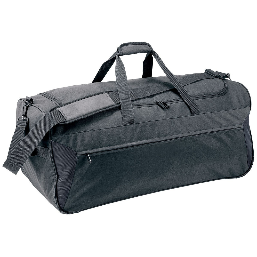 95 LITRE WHEELED DUFFEL BAG - BLACK (50% OFF. SPECIAL OFFER ENDS 24/12!)