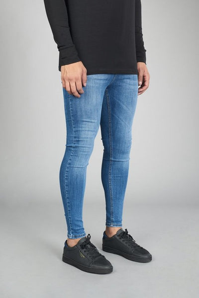 Aurik Blue Jeans by Risk Sport