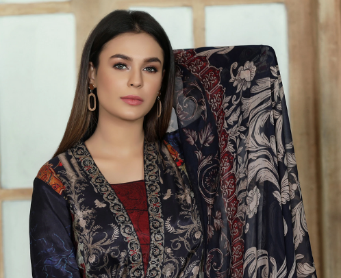Pakistani Silk Suits Online | Silk Shirts For Women | Limelight