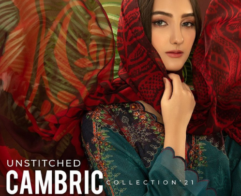Limelight Cambric Unstitched '21: Svelte, Suave and Sassy