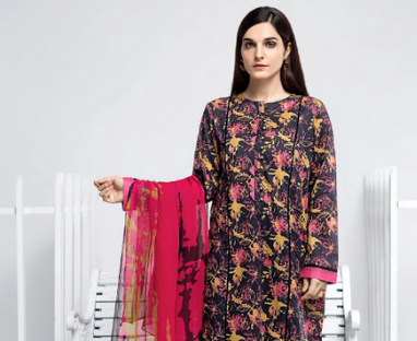 Celebrate the arrival of new season with Limelight's Unstitched New Summer Collection 2020!
