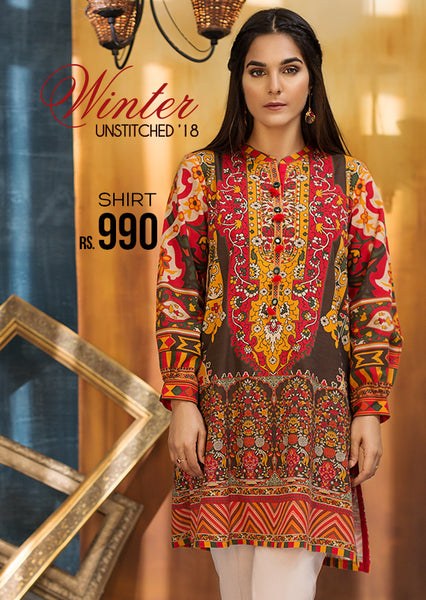 Unstitched Shirts Rs.990