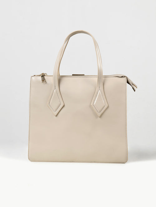 Stiff Shoulder Bag
