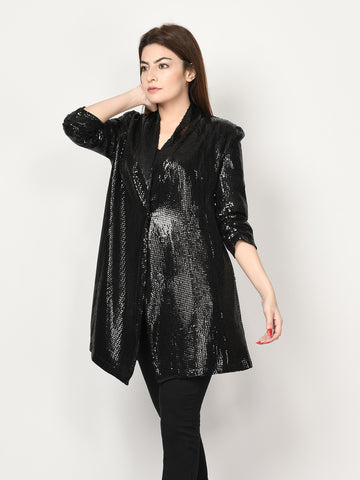 Sequined Coat