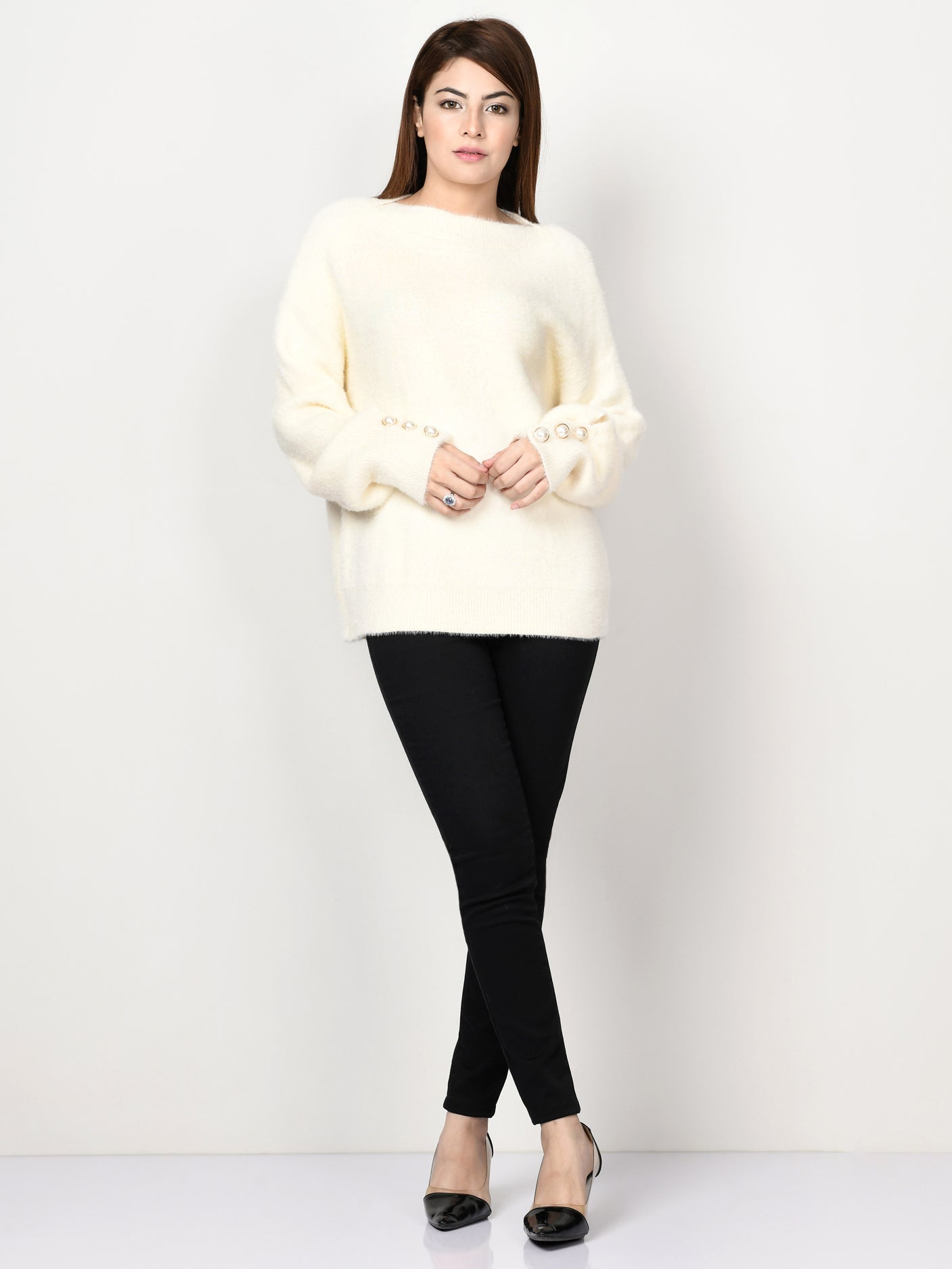 Soft Pullover Sweater