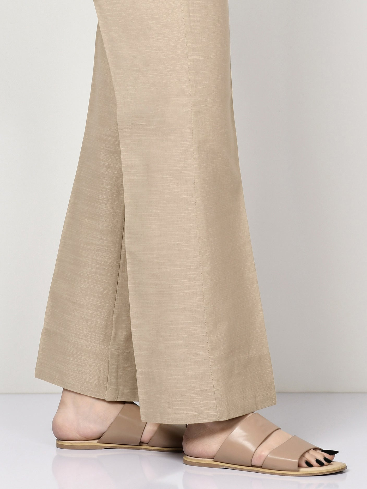 Limelight Online Unstitched Winter Trouser - Off White U1019-LSF-OWH
