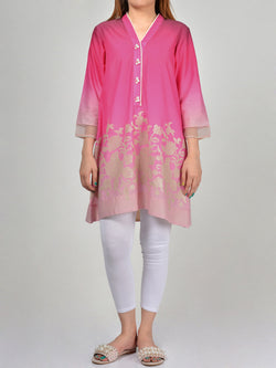 Embroidered Lawn Shirt Online F1712