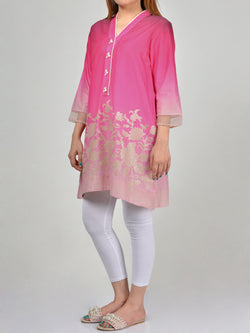 Embroidered Lawn Shirt Online F1712 Limelight