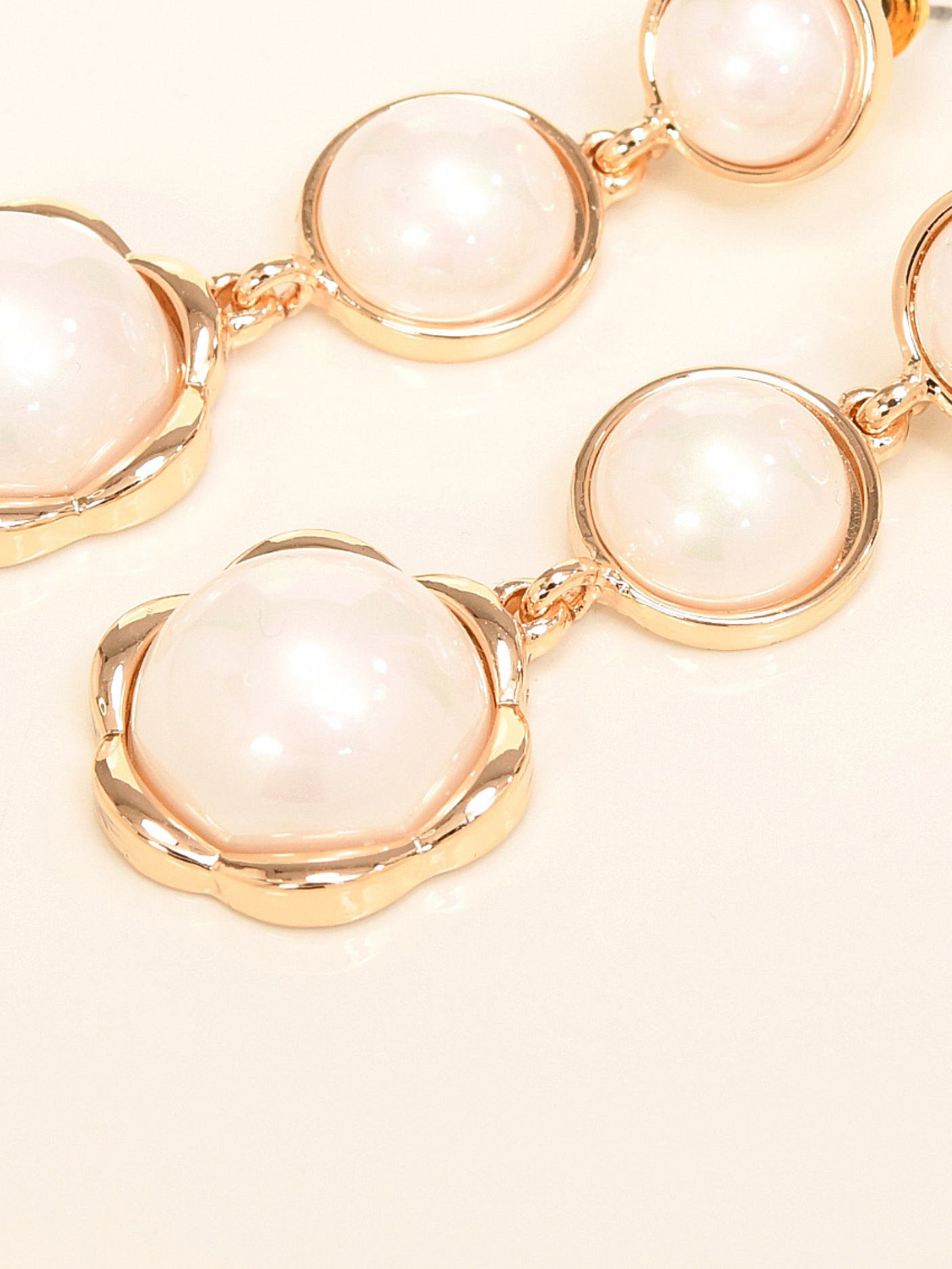 Pearl Tier Earrings