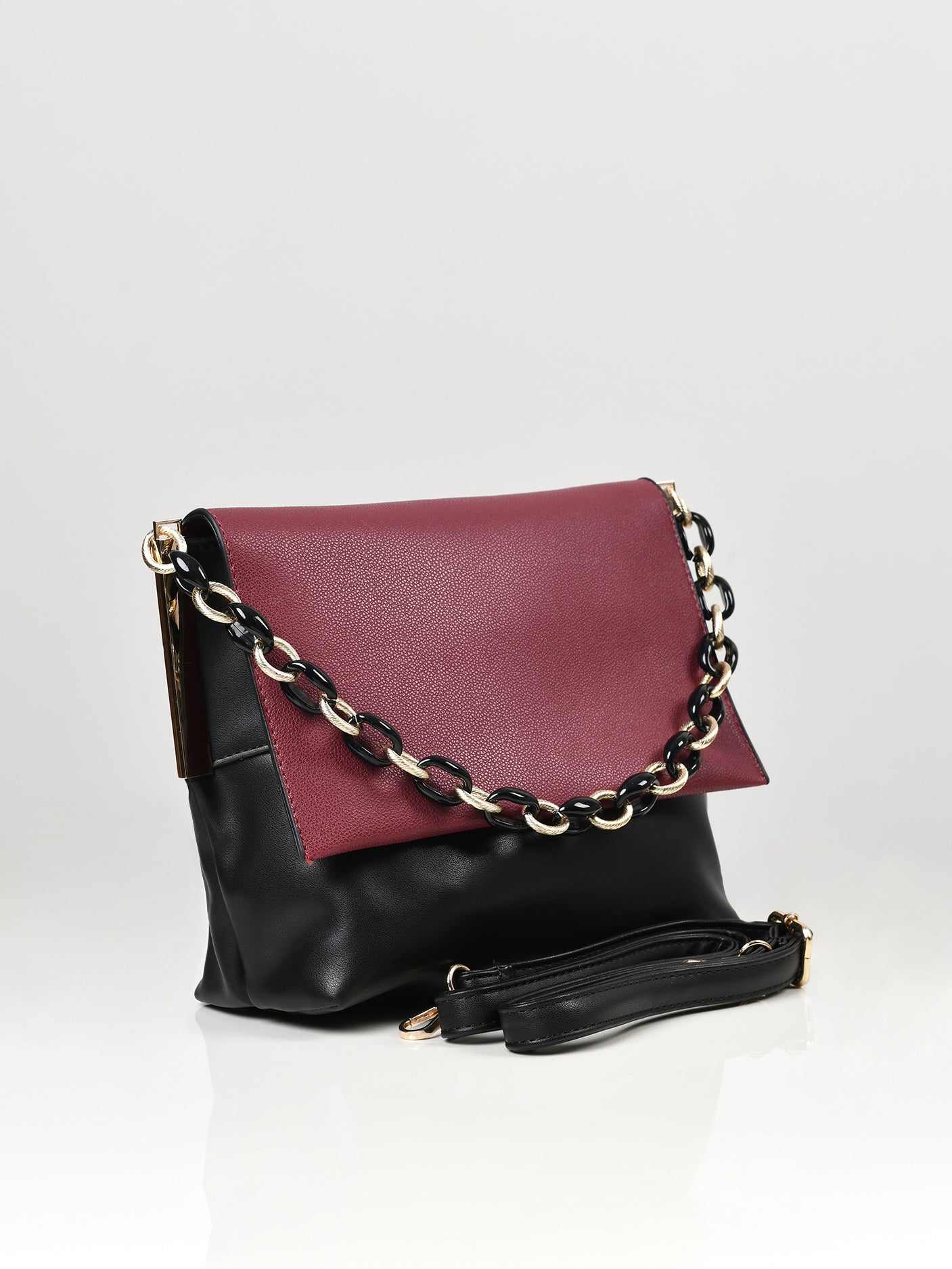Two Toned Handbag