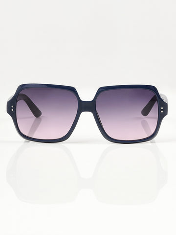 Plain Frame Sunglasses