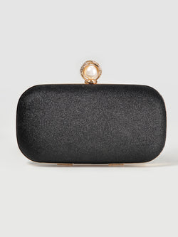 Shimmery Pearl Clutch