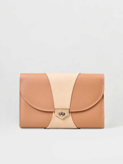 Two Toned Clutch