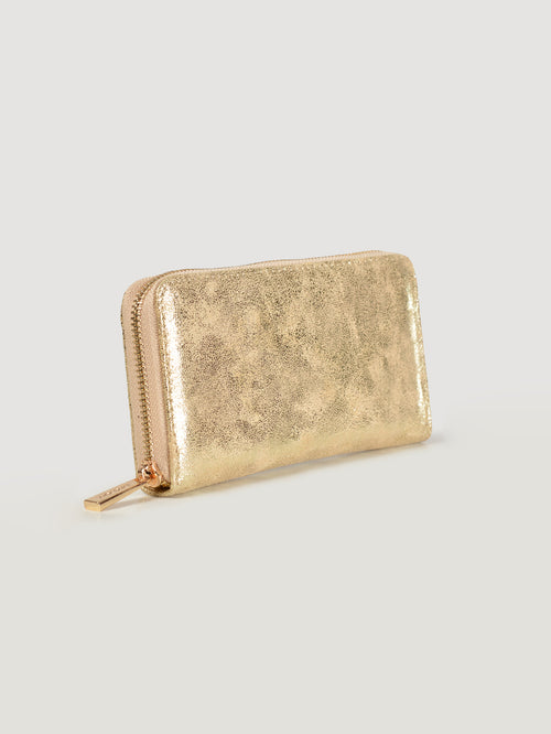 Shiny Textured Wallet
