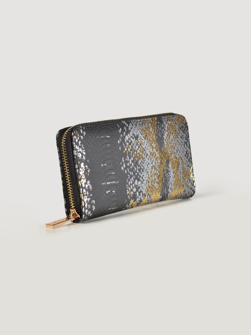 Snake Surfaced Wallet