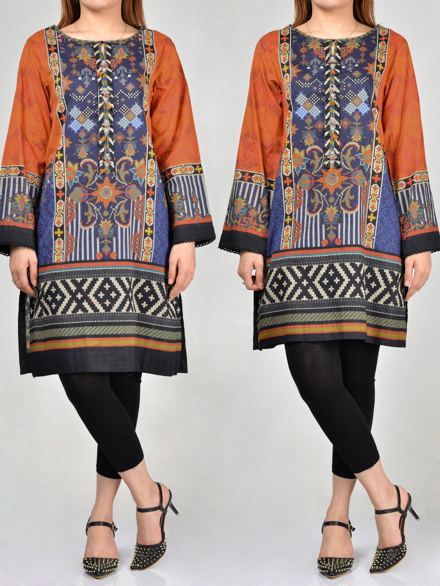 Buy Limelight Printed Lawn Shirt P1903 Online in Pakistan | Limelight.pk
