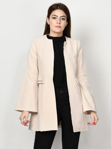 Bell Sleeved Coat