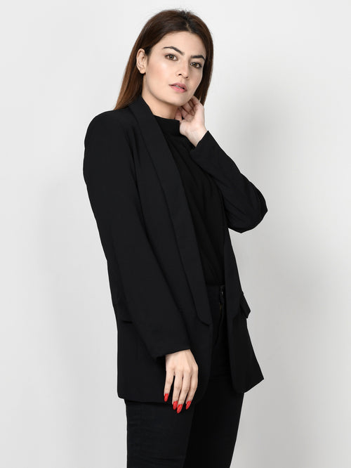 Basic Coat - Black