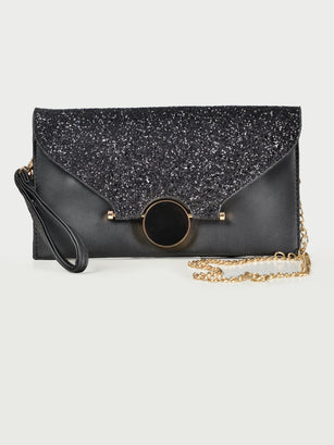 Bling Envelop Clutch
