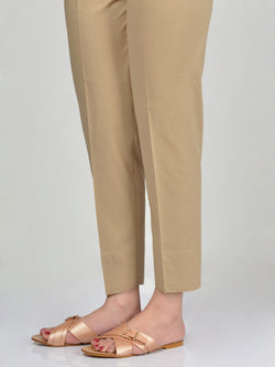 Straight Trouser-Khaki