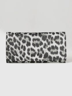 Cheetah Printed Wallet