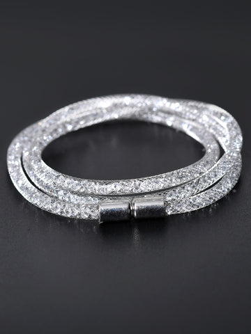 Magnetic Wire Mesh Bracelet