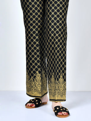 Printed Cambric Pants