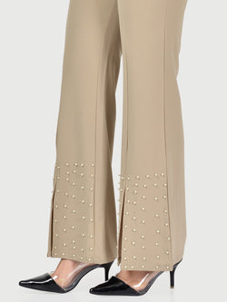 Flared Pearl Pants