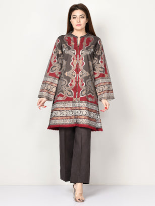Printed Winter Cotton Shirt
