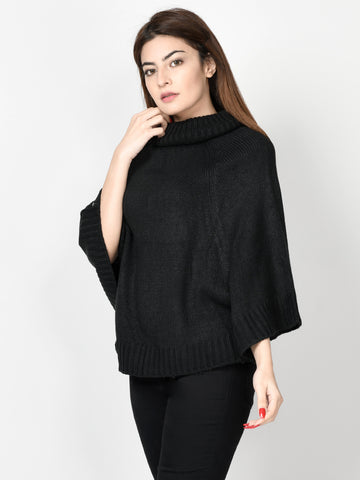 High Neck Cape