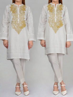 Buy Limelight Embroidered Lawn Suit P0174 Online in Pakistan | Limelight.pk