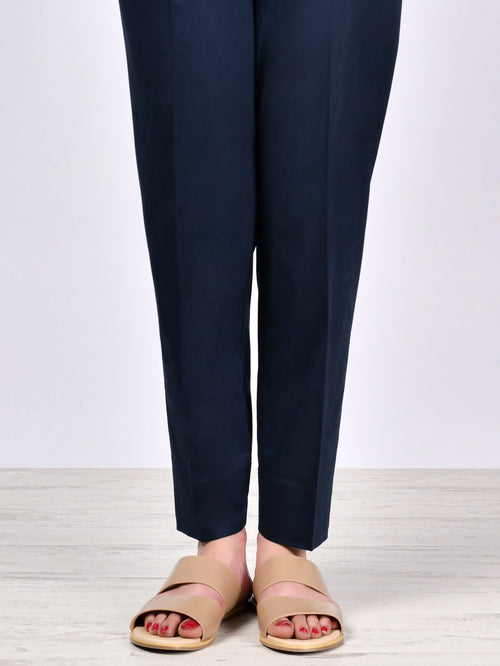 Straight Trouser-Dark Navy