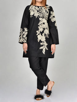 Buy Limelight Embroidered Cambric Shirt P1992 Online in Pakistan | Limelight.pk