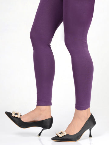 Basic Tights-Purple
