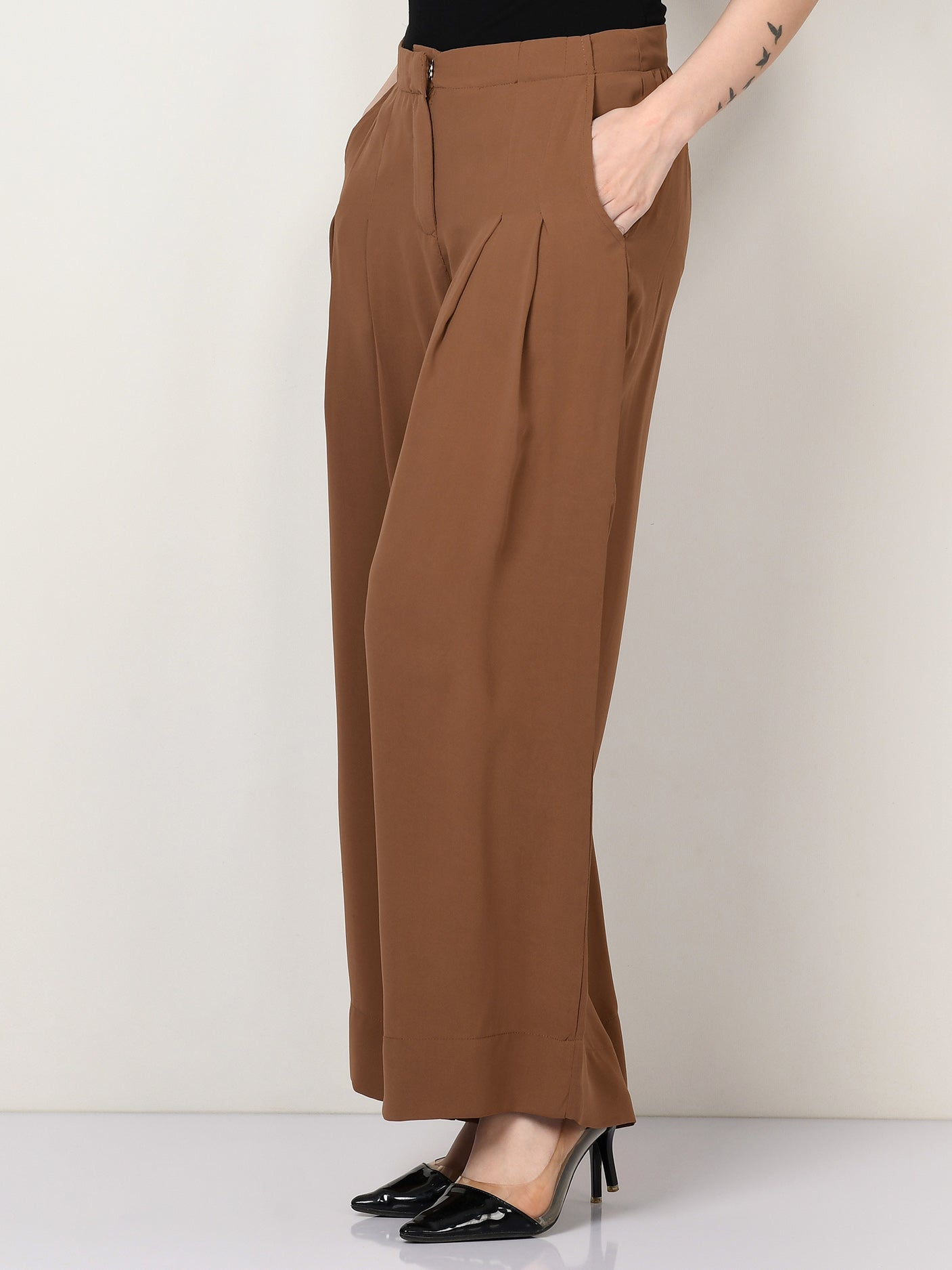 Grip Pants - Brown