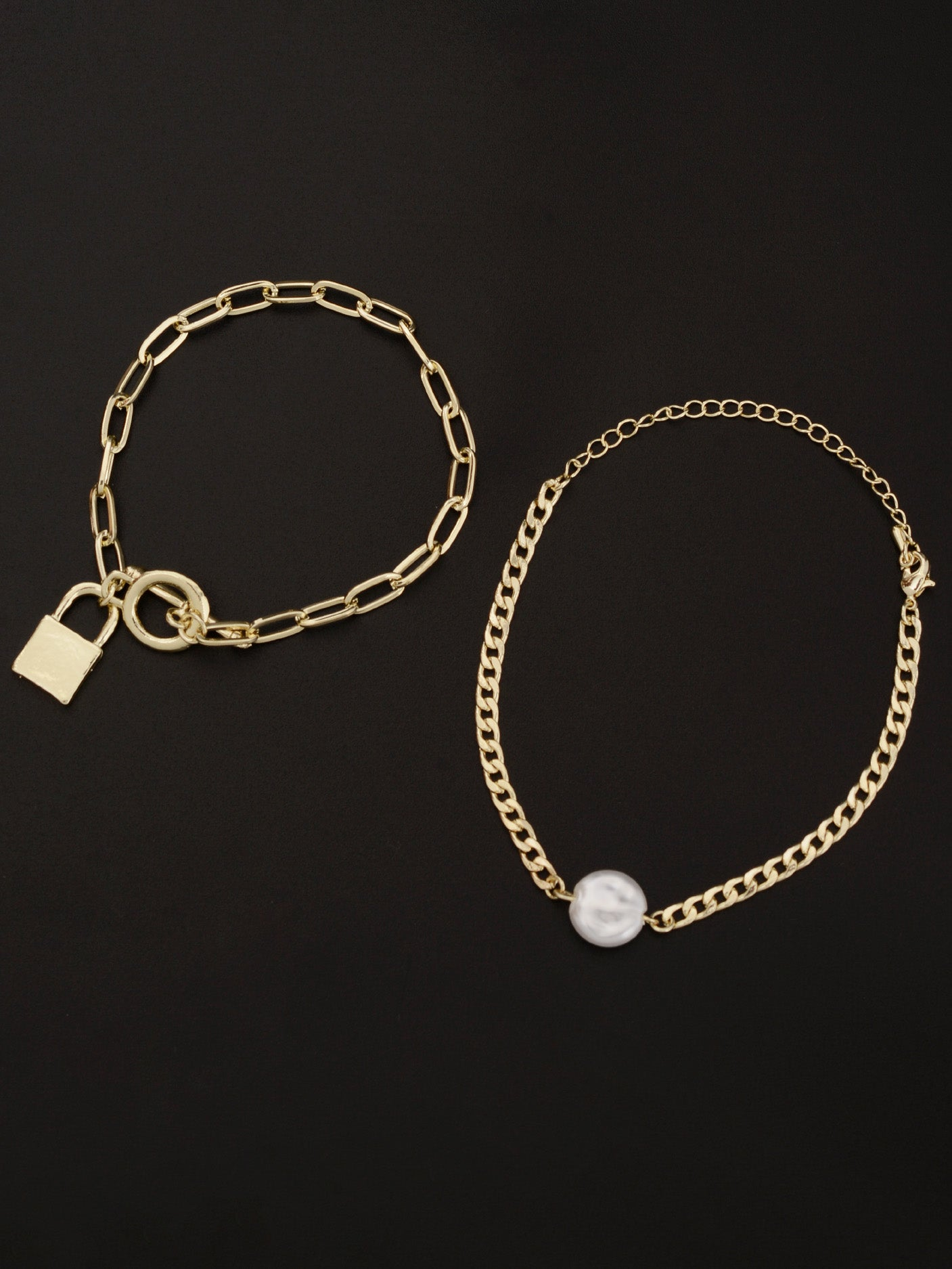 Chained Bracelet Pack