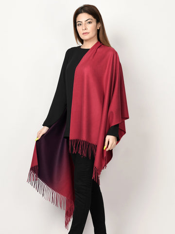 Two Toned Shawl