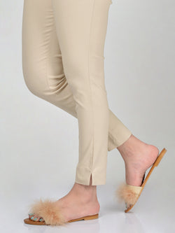 Jeggings-Beige