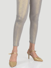 Shimmer Tights - Light Grey