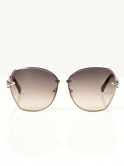 Diamante Finished Sunglasses