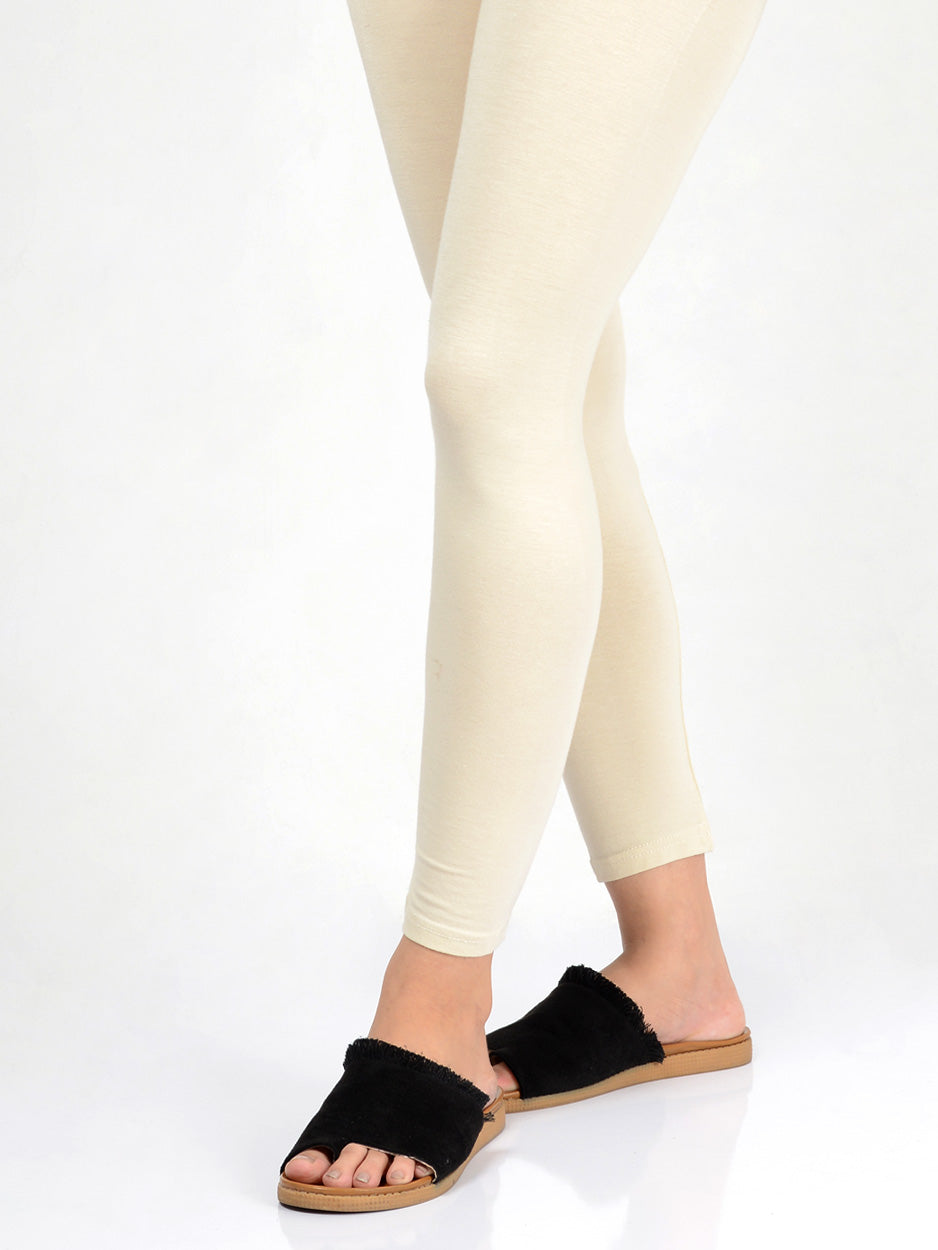 46fcb1f54a2ba Basic Tights-Off White